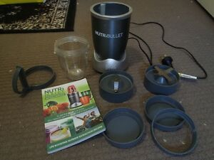 NutriBullet Magic Bullet 600W Mount Coolum Maroochydore Area Preview