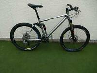 Boardman FS Team Mountain Bike