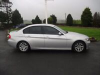 BMW 320D AUTO ES WITH FACTORY OPTIONS