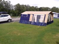2008 trigano trailer tent for sale. stored inside no damp. 2 bedrooms comes with lots of extras vgc