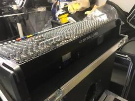 Dynacord CMS 2200 mark 3 mixer