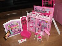 large Barbie bundle