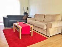 Double en-suite bedroom in lovely 2-bedroom flat