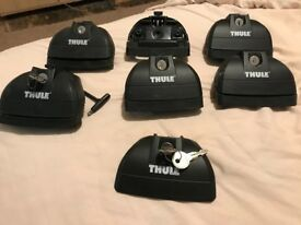 Thule foot pack
