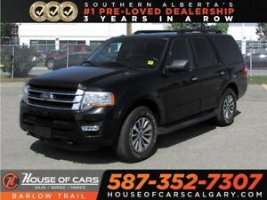 2017 Ford Expedition XLT / leather /  back up cam