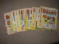 Beano Comics x 45