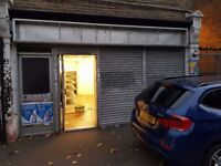 Shop for rent in East Ham