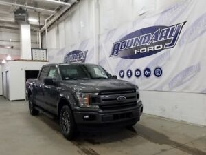 2018 Ford F-150 XLT Sport 302A