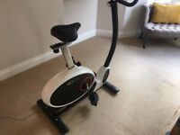 Bremshey BE5i Exercise Bike With iConsole | Excellent Condition | White