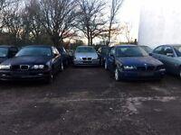 [Simmons BMW] BMW 3 Series E36 & E46 - Suspension Hubs Trailing Arms Engines & spares