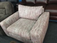 New/Ex Display Barker and Stonehouse Love Chair Sofa