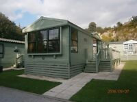 Holiday home on a beautiful sought after 12 mth site for over 55s