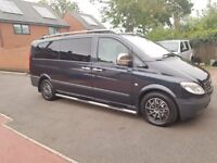 Mercedes-Benz Vito 3.0 120CDI Traveliner Long Bus 5dr (8 Seats)