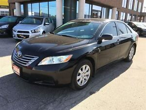 2008 Toyota CAMRY HYBRID WITH LEATHER & MOONROOF