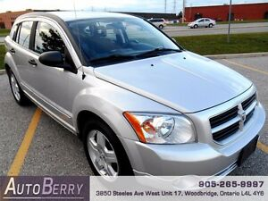 2008 Dodge Caliber SXT *** Certified and E-Tested *** $4,999