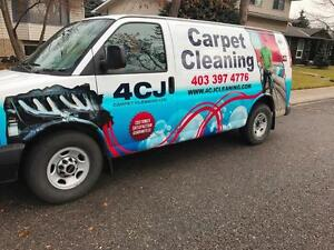 Super Deep Carpet Steam Cleaning • Owner Operator BBB Accredited