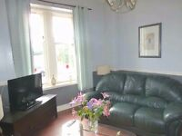 **AVAILABLE NOW** Fully Furnished Ground Floor Flat, Paisley Road, Renfrew