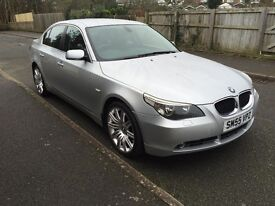 BMW 520D in very good condition.