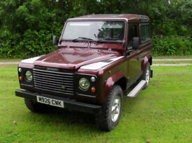 LAND ROVER DEFENDER *** Lovely condition ***