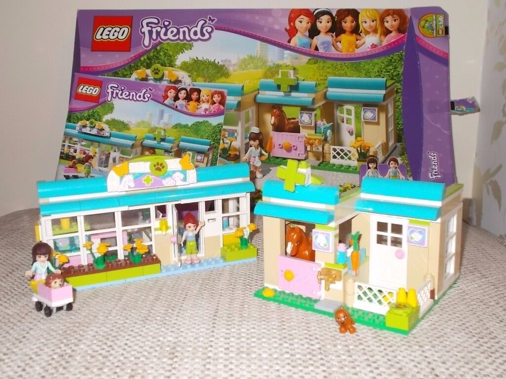 Lego friends Vets