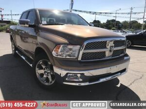 2012 Ram 1500 Laramie | NAV | LEATHER | ROOF | HEMI