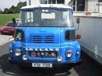 Vintage Angle Cab truck