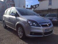 Vauxhall Zafira 1.8 i 16v Design 5dr£2,795 one owner
