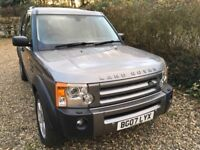 Land Rover Discovery 3 2.7 HSE 2007 Auto