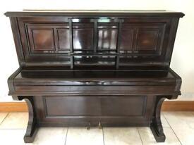 JOHN PARKER upright piano
