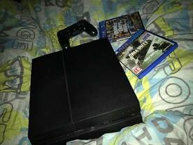 Ps4 swap for macbook or something like that can add cash ontop
