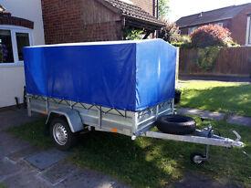 Trailer 2.5 mtr X 1.25 mtr Thornbury, Bristol