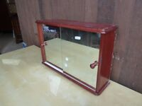 Mirrored Bathroom Cabinet Delivery Available