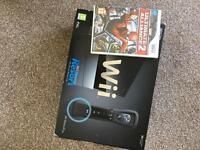 Nintendo Wii Black Sports Resort pack + Game