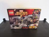 lego Avengers hydra showdown 76030