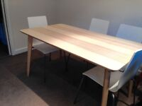 Table Ikea -Lisabo- in perfect condition