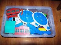LARGE THOMAS THE TRAIN SET - the Ulimate ste