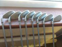Callaway Graphite Irons