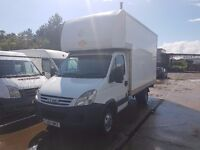 IVECO DAILY 35C18 LWB 3.0HPI LUTON 57REG FOR SALE