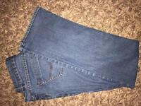 Brand new blue jeans size 12