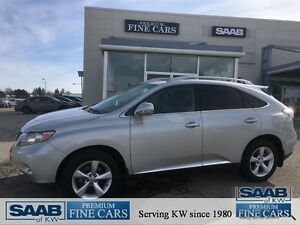 2011 Lexus RX 350 ACCIDENT FREE HEATED LEATHER NAVIGATION REAR V