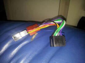 Autoleads harness PC2-04-4 vw radio cd player adaptor polo