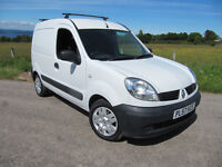 Renault Kangoo 1.5 DCi 70 2008 only £1575 INCLUDES VAT , LONG MOT.