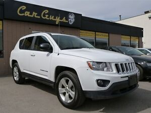 2013 Jeep Compass North - 4x4