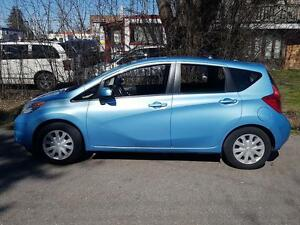 2014 Nissan Versa Note with reverse camera AutoBluetooth,P.GROUP