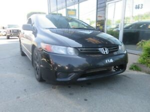 2008 Honda Civic 5-SPEED COUPE
