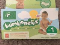 Bamboozle cloth nappies