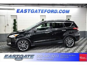 2014 Ford Escape SE with chrome, roof, 2.0L