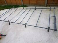 Mark 6 and 7 Ford transit roof rack