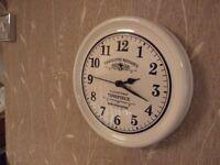 Charlotte Watson`s Country Clock Henry Watson Pottery