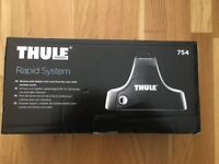 Thule Rapid System Foot Pack. Type 754. As new.